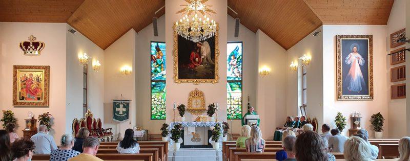 Dievo Gailestingumo koplyčia Panaroje